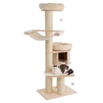 natural paradise cat tree review