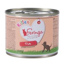 What to feed kittens Feringa wet kitten food
